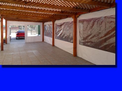 Carpas para camiones cl autos post for Terrazas sodimac 2016
